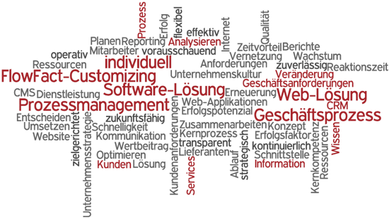 Software-Lösungen Web-Lösungen Prozessmanagement